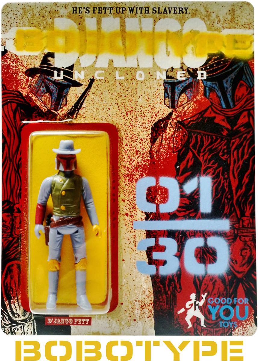 "SDCC15: Django Uncloned ""Bobotype Edition"""