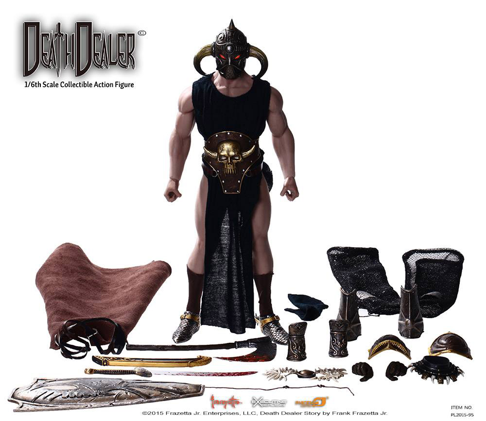 1/6th scale Death Dealer Collectible figure