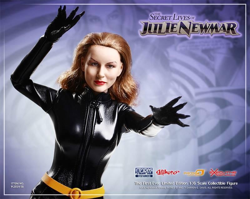 Go Hero's Catty Eartha Kitt and Julie Newmar Pre-Orders