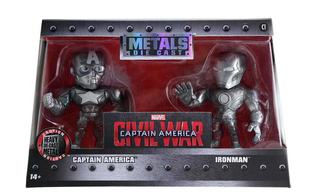 SDCC16: Jada Toys' Metals
