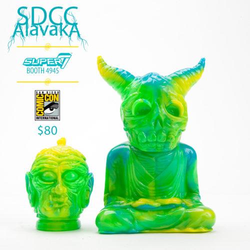 SDCC16: SDCC Exclusive Bodhisattva Alavaka