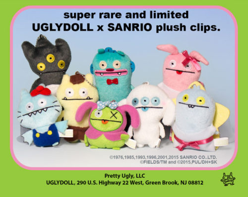 SDCC16: Uglydoll Exclusives