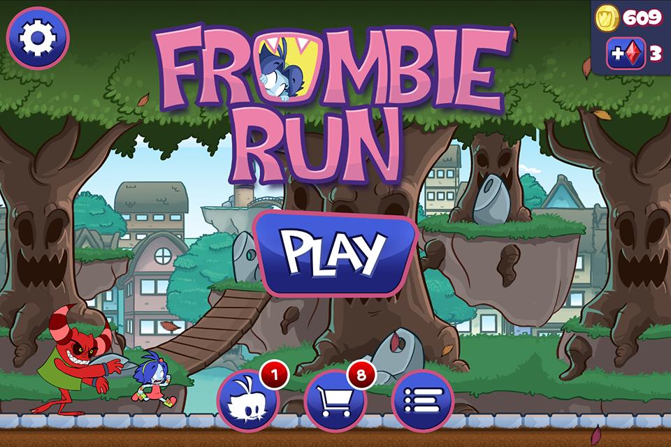 Frombie Run