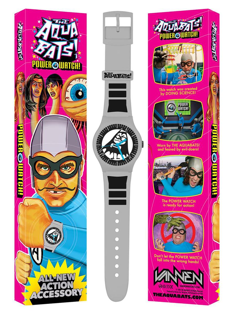The Aquabats Special Edition Vannen Power Watch