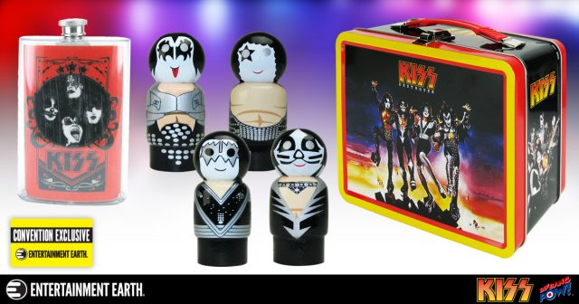 SDCC17: KISS Destroyer Tin Tote Gift Set