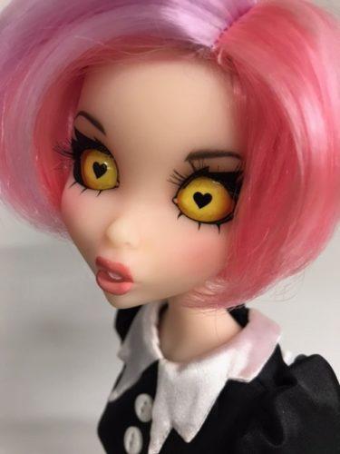 Action Lab Comics x Phyn & Aero – Doll Face