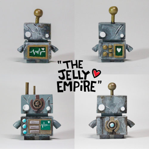 10 Questions with… Selina Briggs (The Jelly Empire)