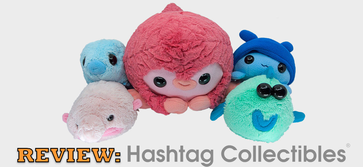 REVIEW: Hashtag Collectibles – Weird Animals