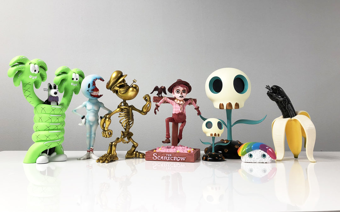 ToyQube Shanghai Toy Show Exclusives