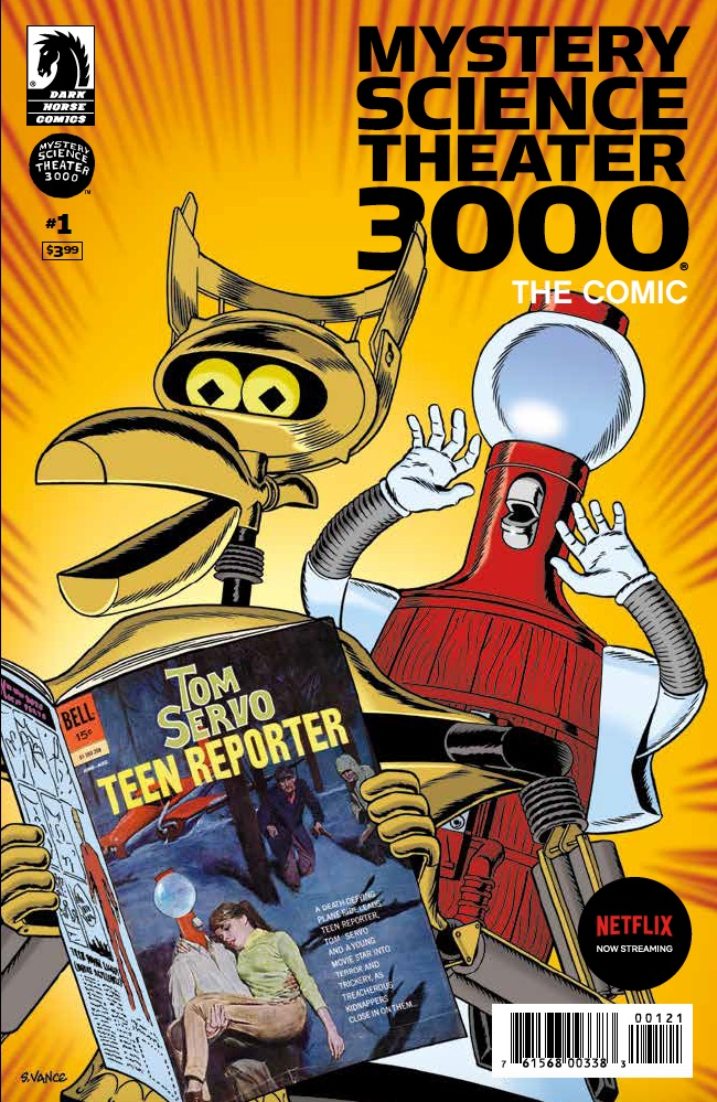 Mystery Science Theater 3000 – The Comic #1