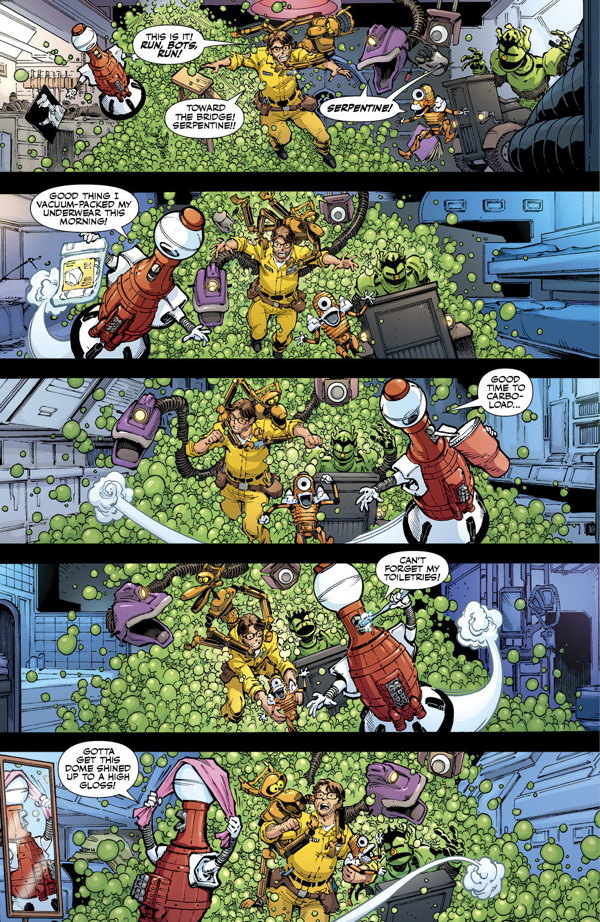 Mystery Science Theater 3000 The Comic #1 – The Review