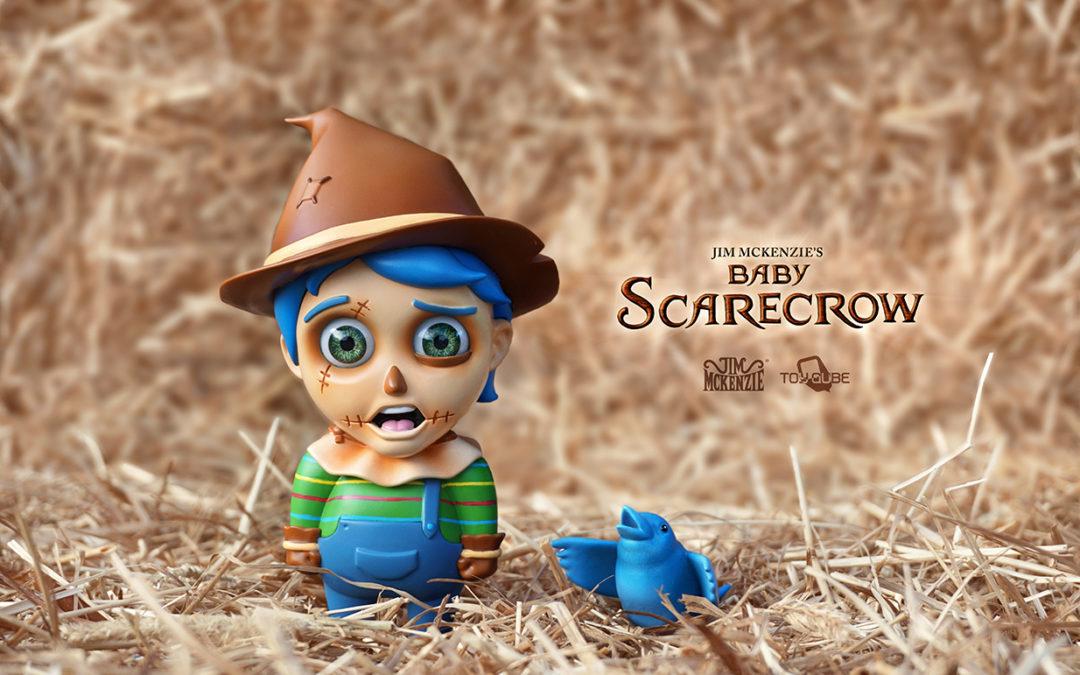 Jim McKenzie's Baby Scarecrow Vinyl Set