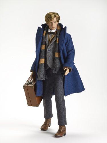 Newt Scamander (Eddie Redmayne) Tonner Doll