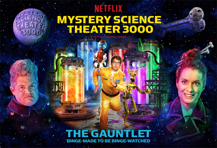 Mystery Science Theater 3000 – The Gauntlet