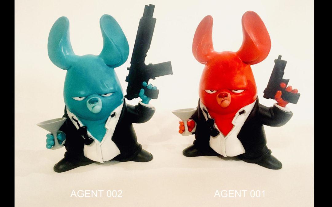 Bone Ghost Agents Return!
