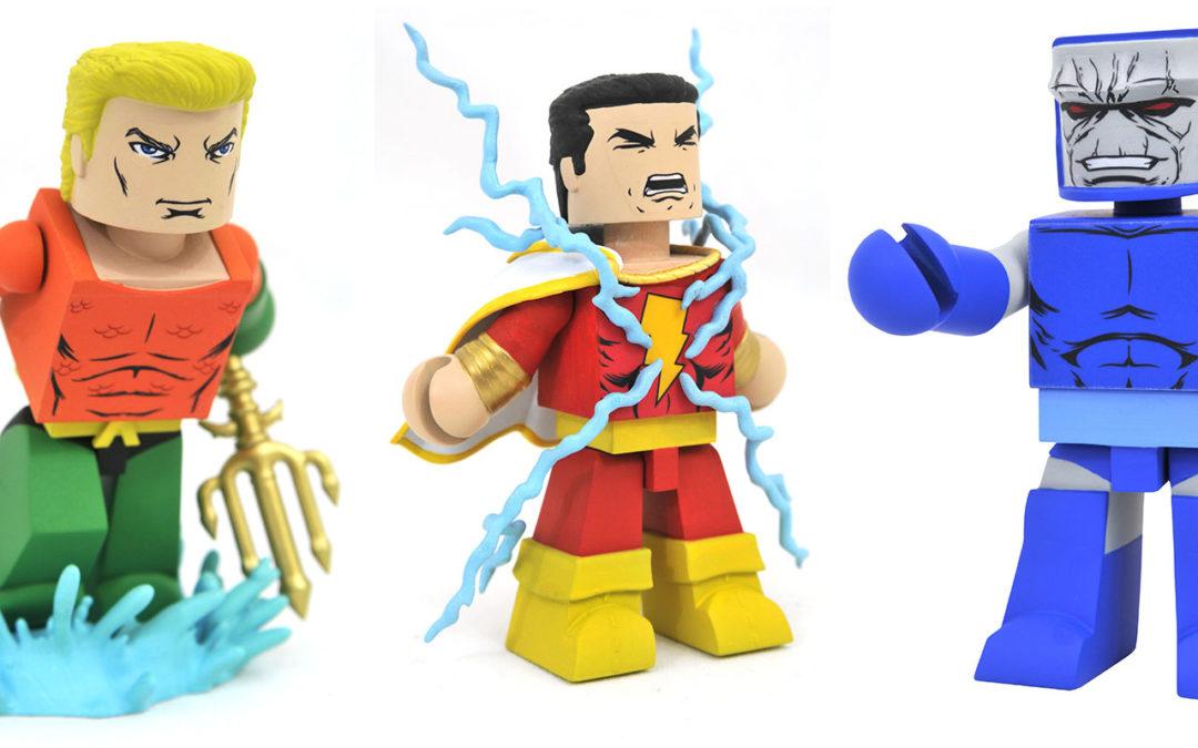 DC Comic Vinimates Series 5 Vinyl Figures