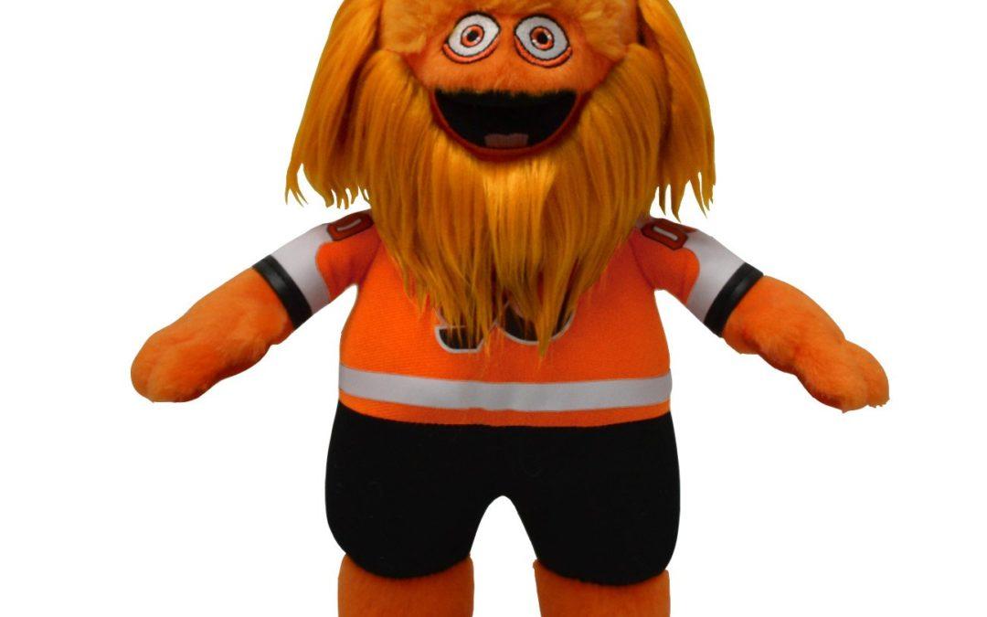 Philadelphia Flyers Gritty Bleacher Creature