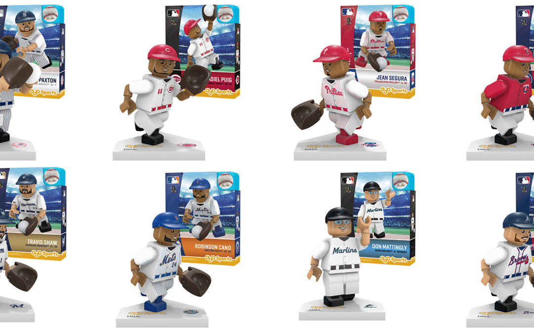 New Major League Baseball OYO Figures