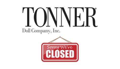 Tonner Doll Company Closes Up Shop