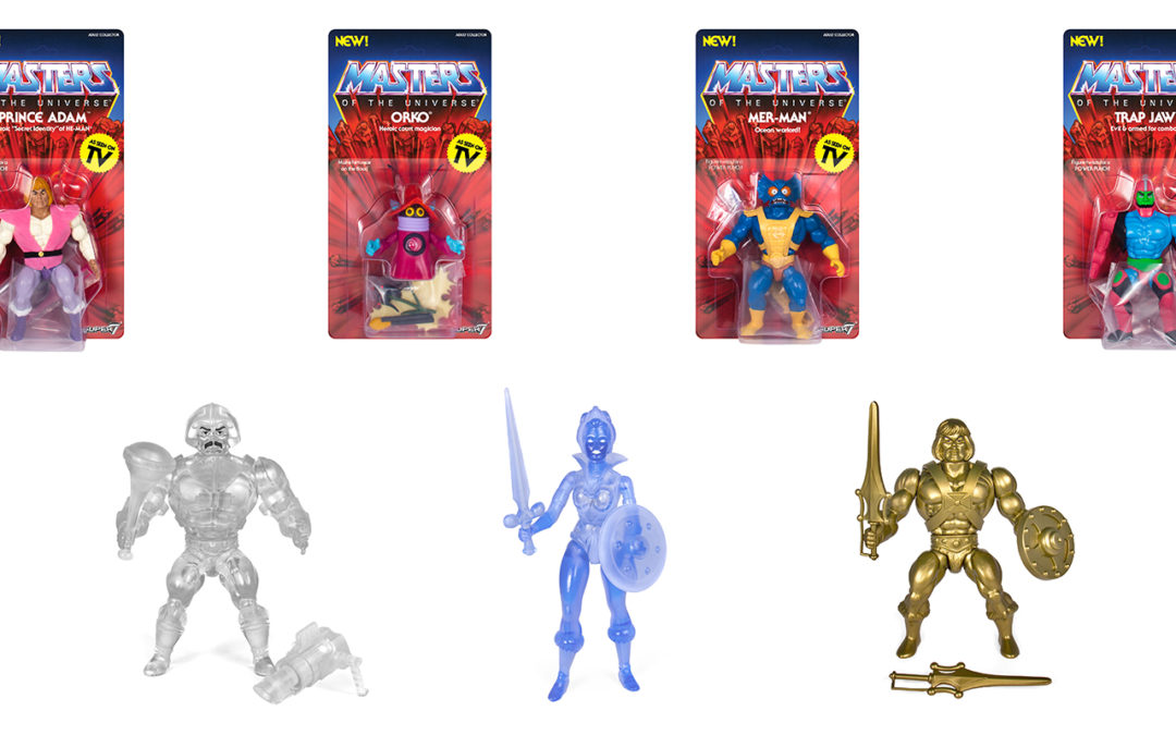 The Masters of the Universe Vintage Collection Wave 3 Pre-Sale
