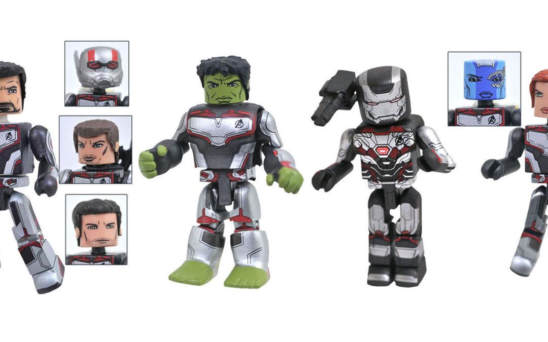 Avengers: Endgame Minimates