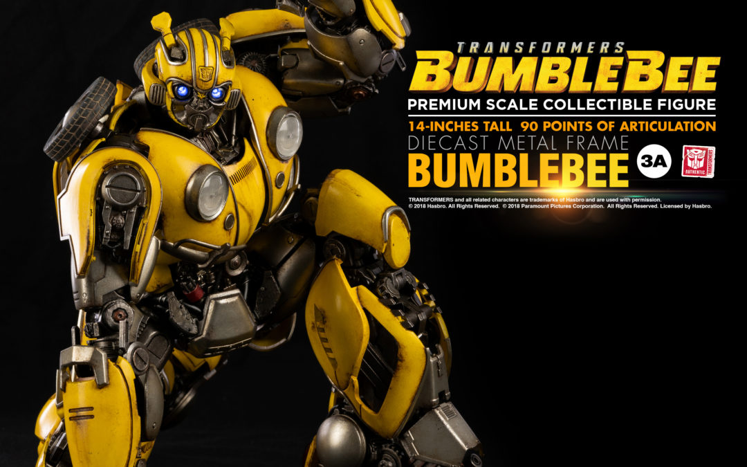 3A – Premium Scale Bumblebee