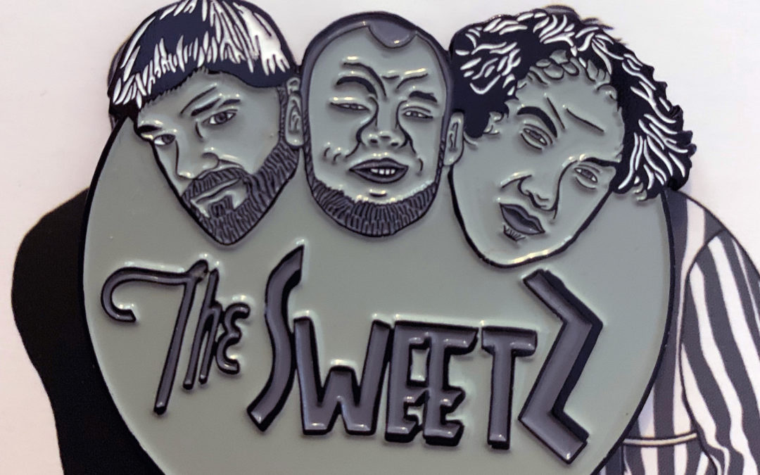 Plastic and Plush Pin Release – The Sweetz Stooges Pin