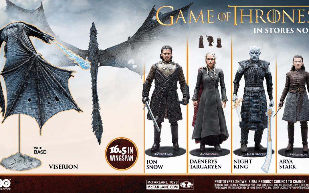 McFarlane Toys' Game of Thrones Figures