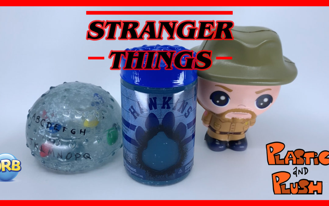 REVIEW: Orb Toys – Stranger Things Line