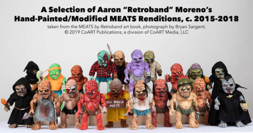 """Aaron """"Retroband"""" Moreno – I can't stop the Monster I created"""