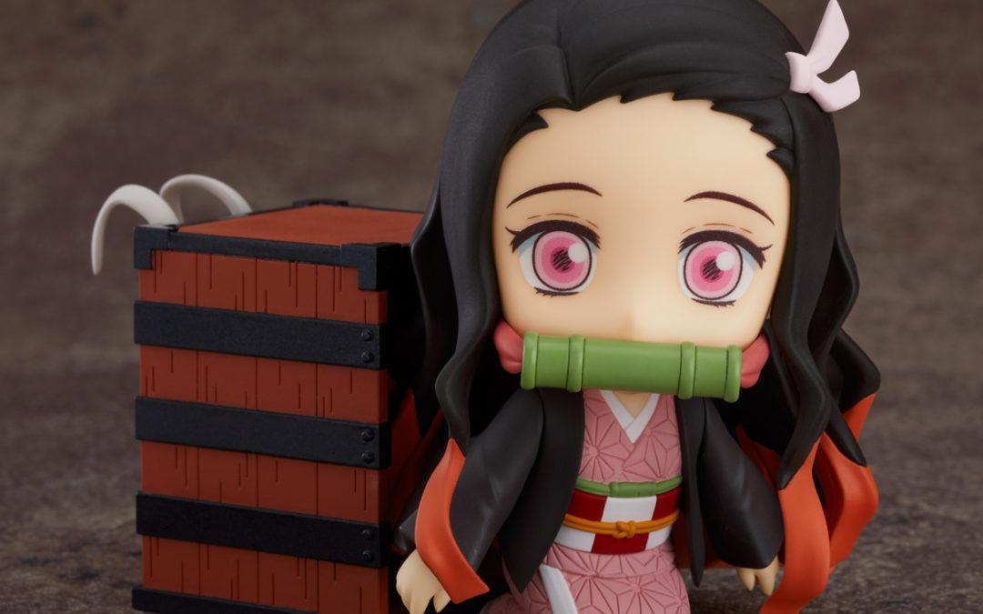 Demon Slayer: Kimetsu no Yaiba – Nezuko Kamado Nendoroid