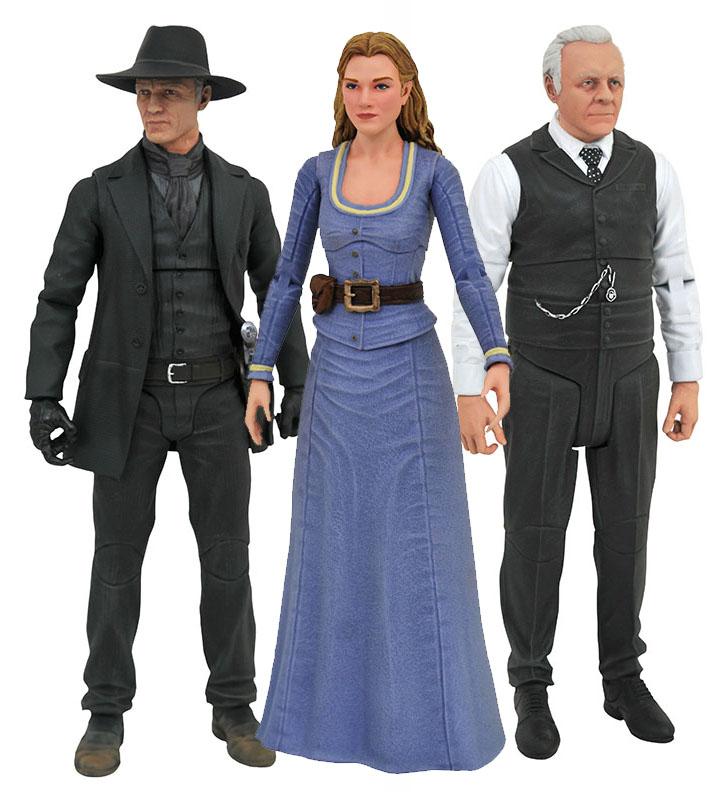 Westworld Select Action Figures Series 1 Assortment