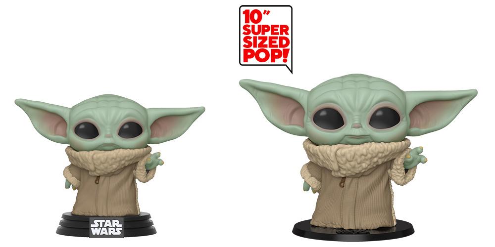 Funko Pop!s Baby Yoda