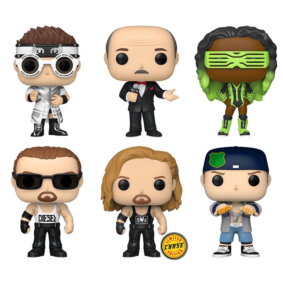 Pop! WWE Series