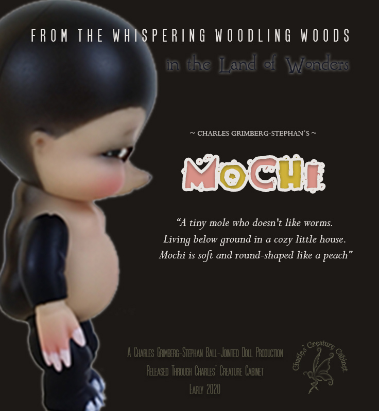 CCC – MoMo chibi: MOCHI