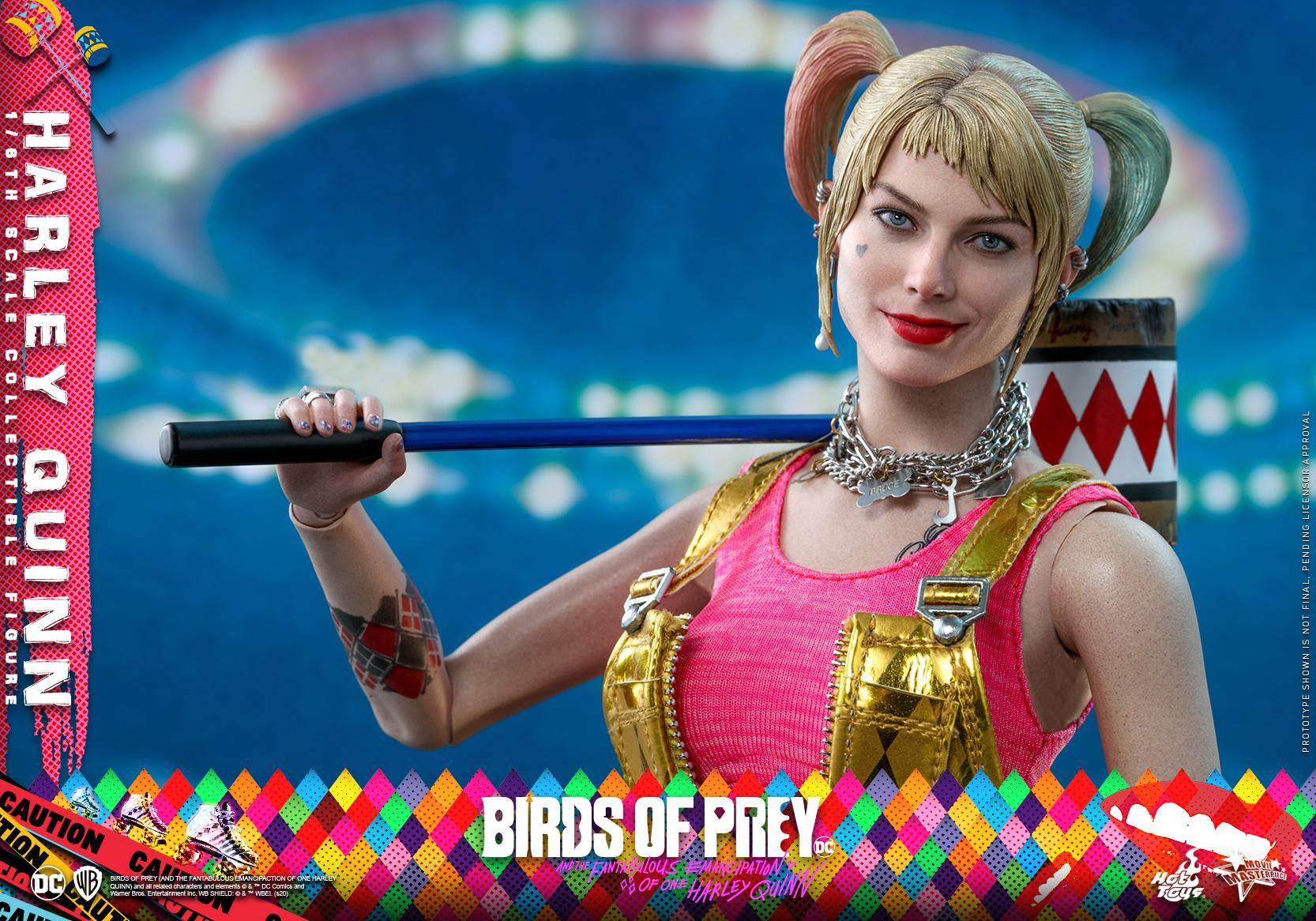 Birds of Prey – 1/6th scale Harley Quinn