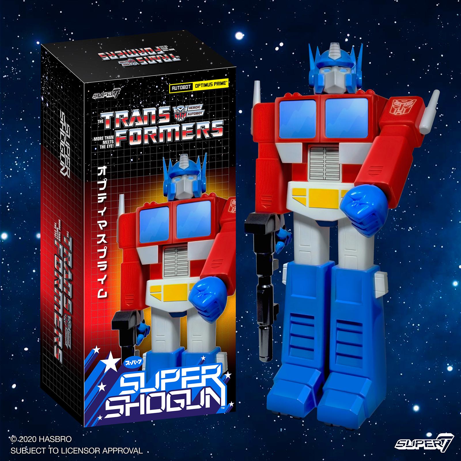 Optimus Prime Super Shogun