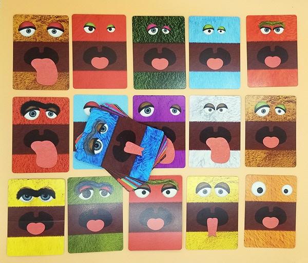 Kickstarter: Puppet Cards