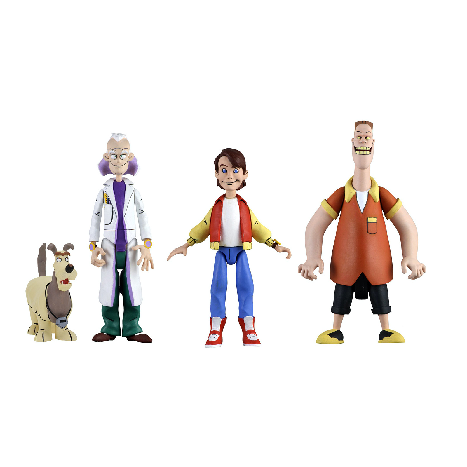 Back to the Future: The Animated Series Toony Classics