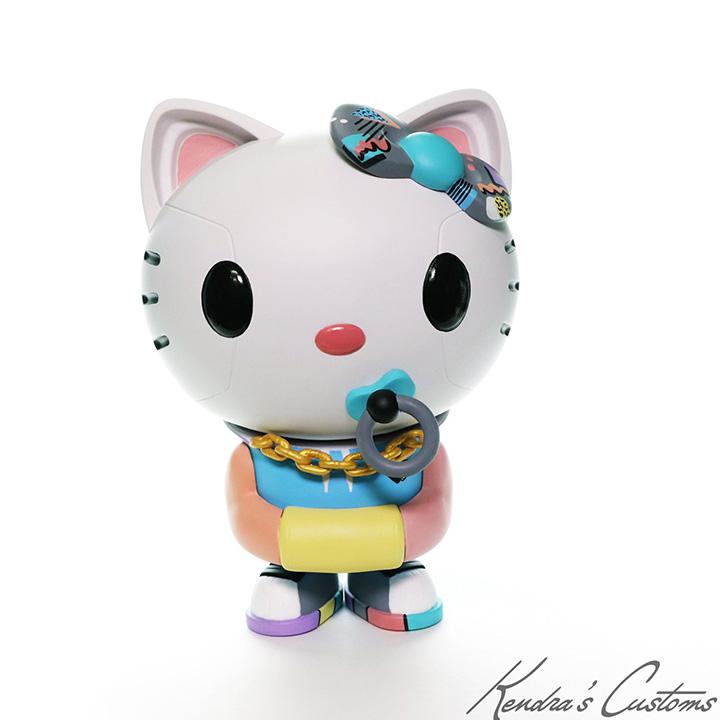 Kendra's Customs Hello Kitty x Quiccs Customs