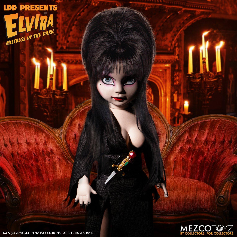 LDD presents Elvira Mistress of the Dark