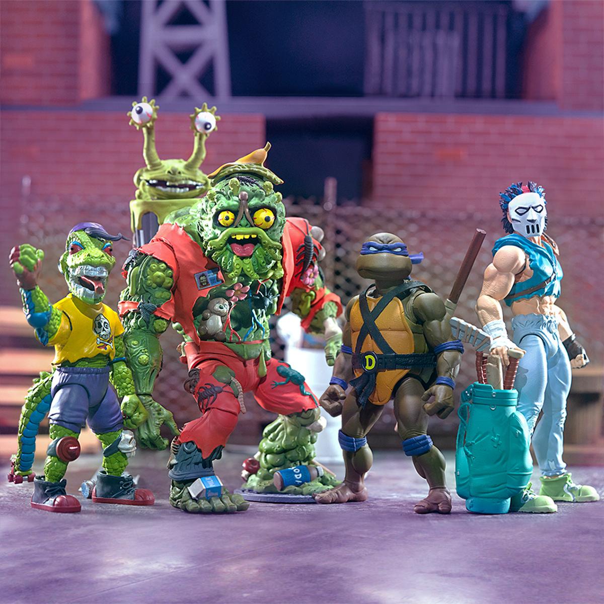 Teenage Mutant Ninja Turtles Ultimates – Wave 4