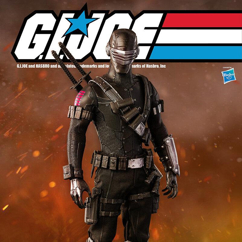 Threezero – G.I. Joe – 1/6 Snake Eyes