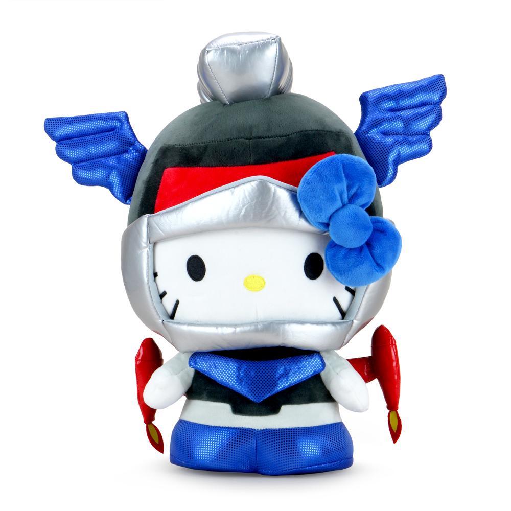 Hello Kitty Cosplay Kaiju Mechazoar Plush