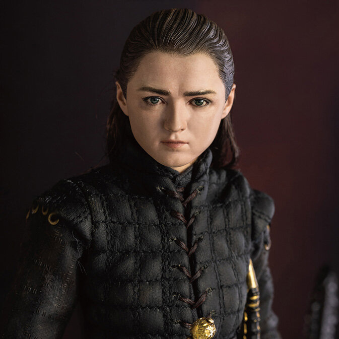 Threezero x Game of Thrones – 1/6 Arya Stark (Season 8)