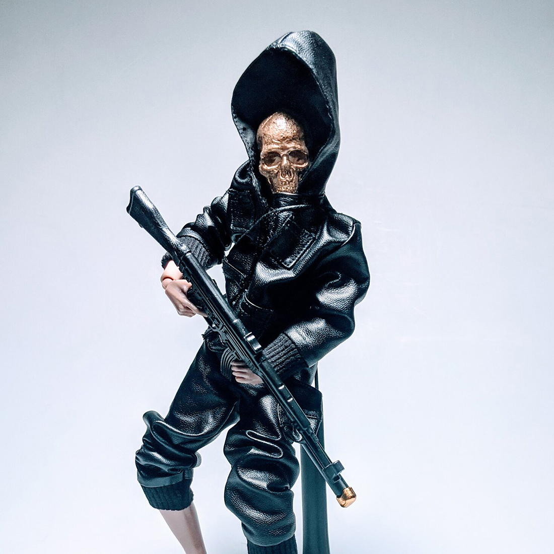 Vigilante Candy Licorice by Erick Scarecrow